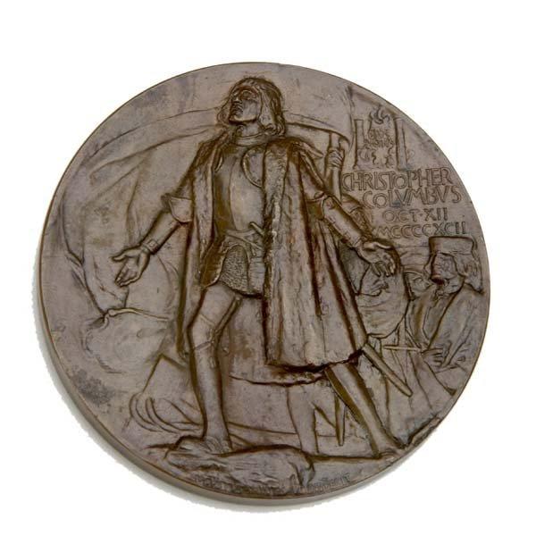 1205:  Augustus Saint-Gaudens (Irish/American, 1848-190