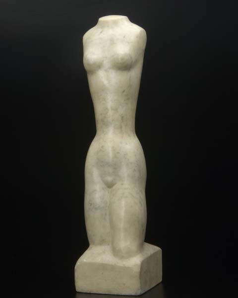 1406:  Arline Wingate (American, b. 1906) Untitled (Fem