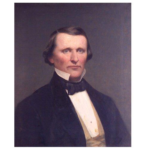 21: Jonathan Trego Two portraits, ca. 1887, Samuel Atki