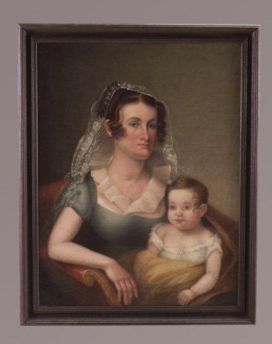 74: American School (Boston,) early 19th c.,