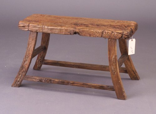 124: Chinese furniture, provincial huanghuali