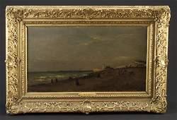 31: Karl Pierre Daubigny, (French, 1846-1886)