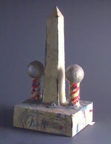 19: John Balsley (two works): Barber Poles Visiting the