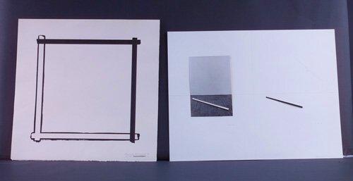 22: Art & Language (four works):/Karl Beveridge (provis