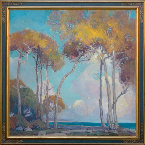 500: Orrin Augustine White (American, 1883-1969); Sycam
