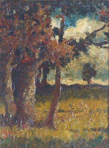 503: Walter Russell (American, 1871-1963); Untitled (Au