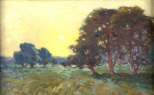506: Arthur Wesley Dow (American, 1857-1922); Untitled