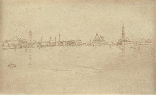 519: James Abbot McNeill Whistler (American, 1843-1903)