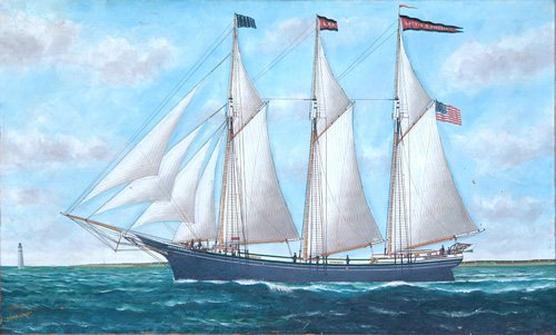 525: Samuel Finley Morse Badger (American, 1873-1919);