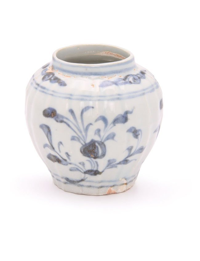 Early Chinese Porcelain Jar