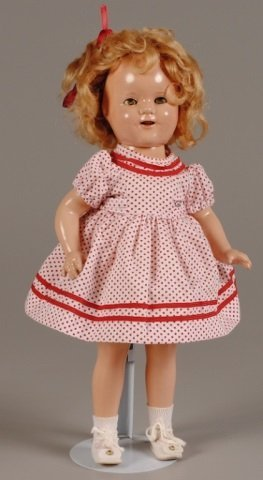 Shirley Temple Doll by Ideal, 17""