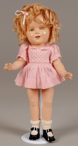 Shirley Temple Doll by Ideal, 13""