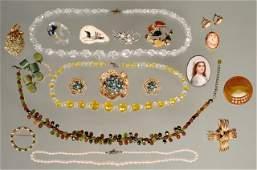 Assortment Costume Jewelry