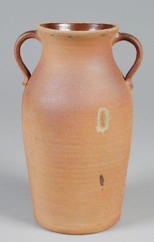 Brown's Pottery Double-Handle Jar, Arden, NC - 3