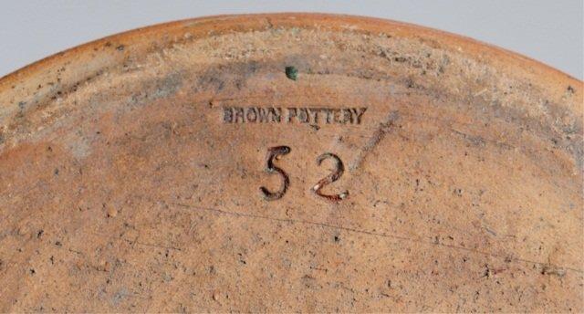 Brown's Pottery Double-Handle Jar, Arden, NC - 6