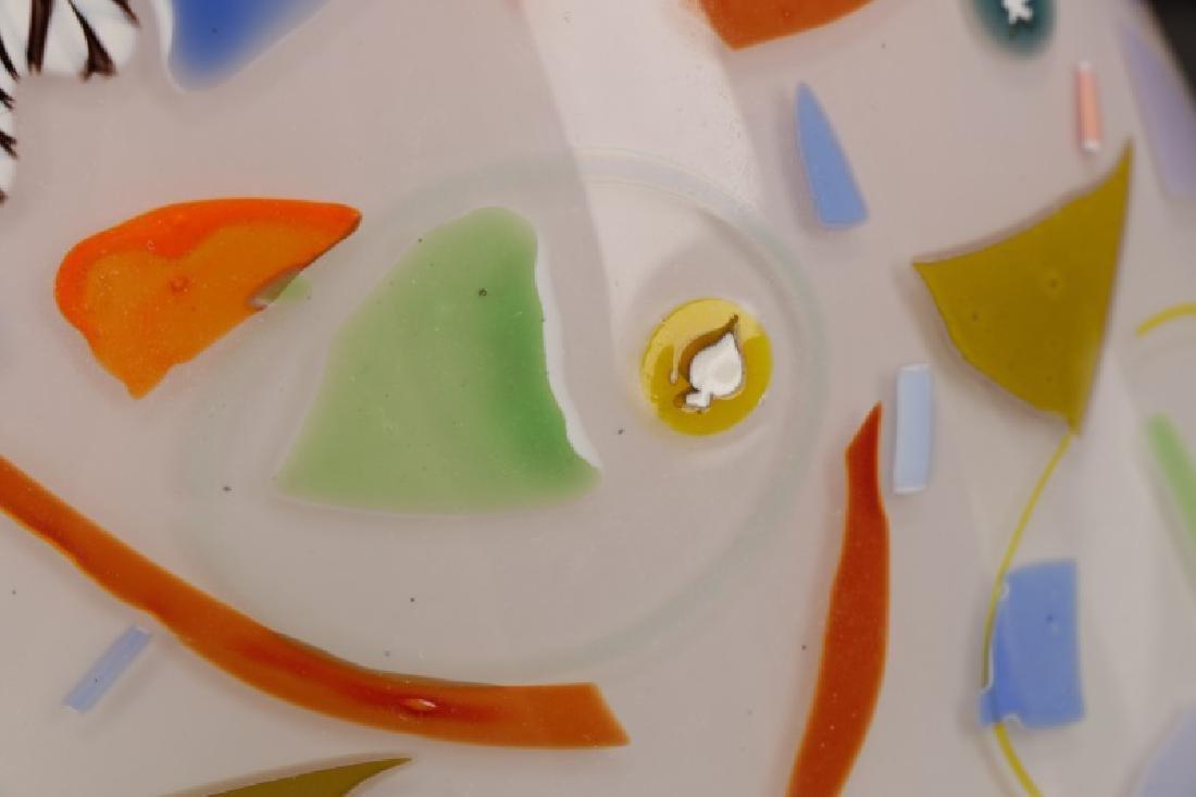 Richard Marquis Ro Purser Volcano Glass Vase - 5