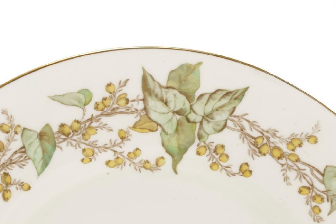 74 Pieces Minton Lothian Porcelain Dinner Ware - 2