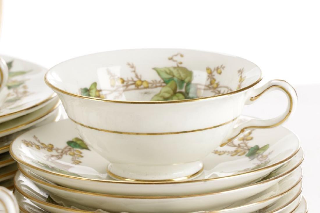 74 Pieces Minton Lothian Porcelain Dinner Ware - 3