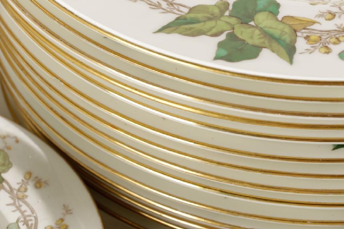 74 Pieces Minton Lothian Porcelain Dinner Ware - 5