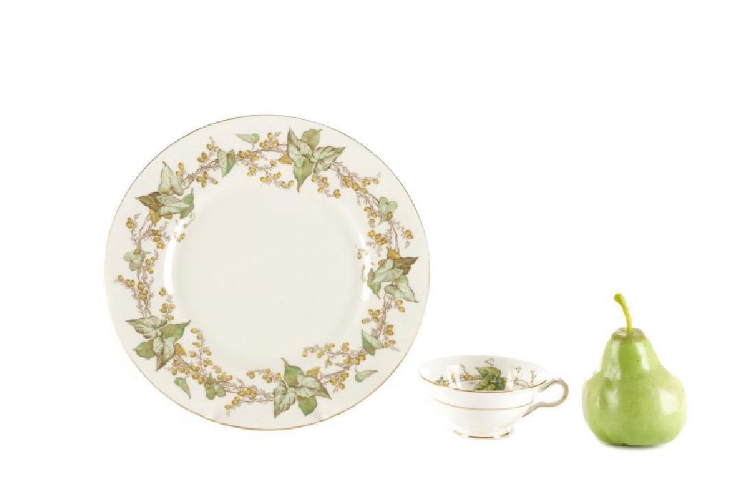 74 Pieces Minton Lothian Porcelain Dinner Ware - 7