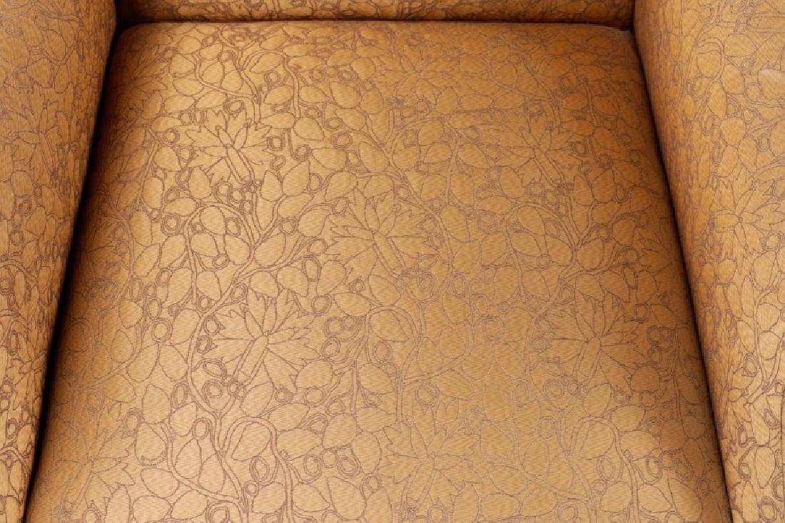 Pair of Dapha for Baker Upholstered Armchairs - 4