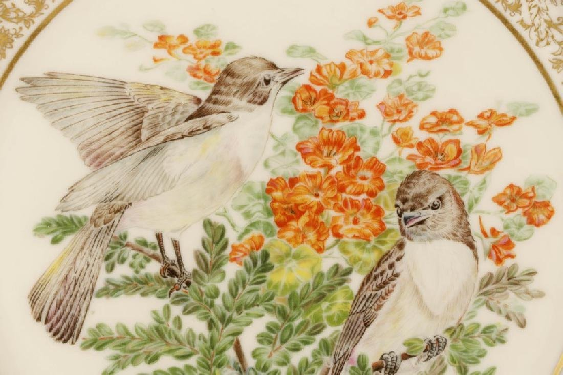 Set of 12 Boehm for Lenox Ornithological Plates - 3
