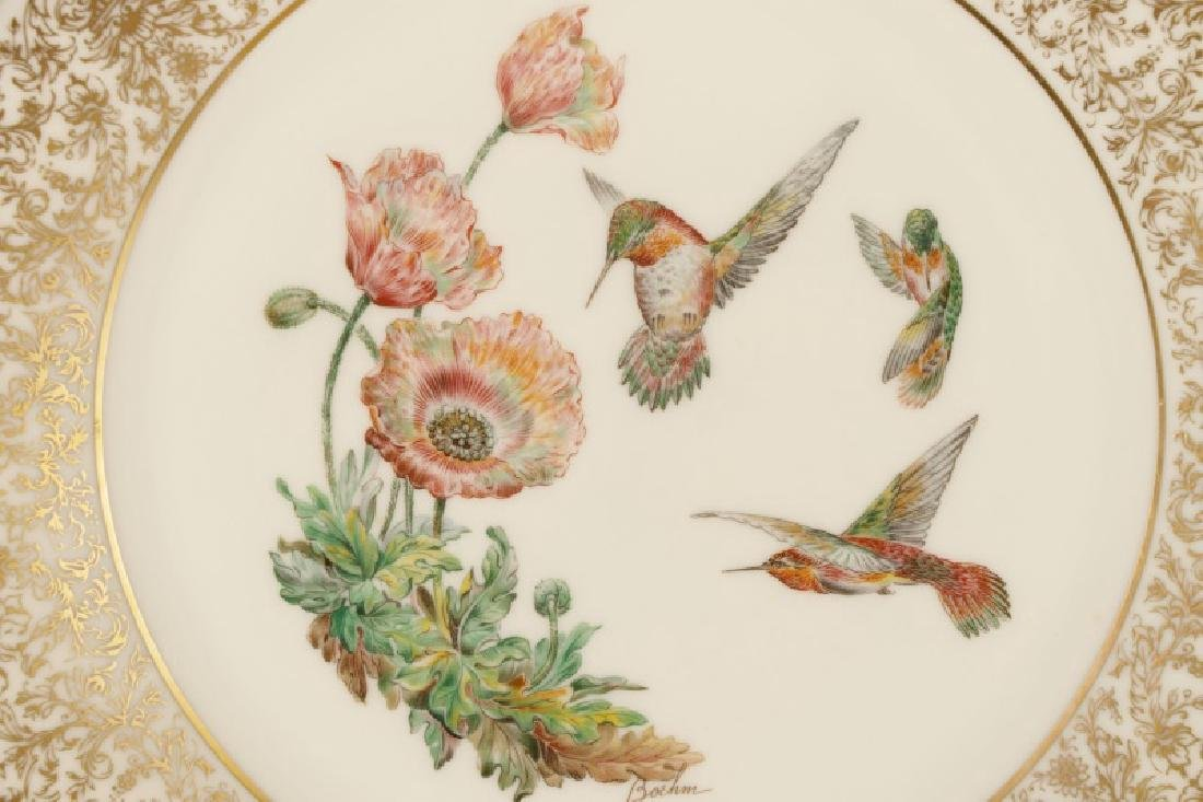 Set of 12 Boehm for Lenox Ornithological Plates - 7