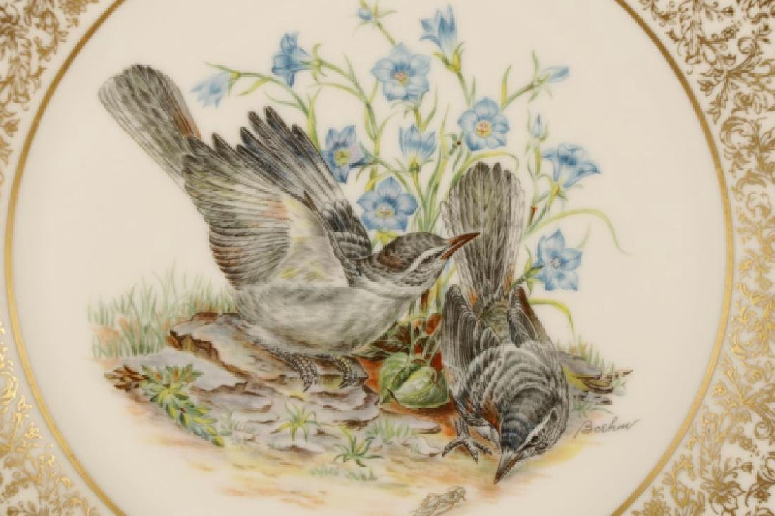 Set of 12 Boehm for Lenox Ornithological Plates - 8