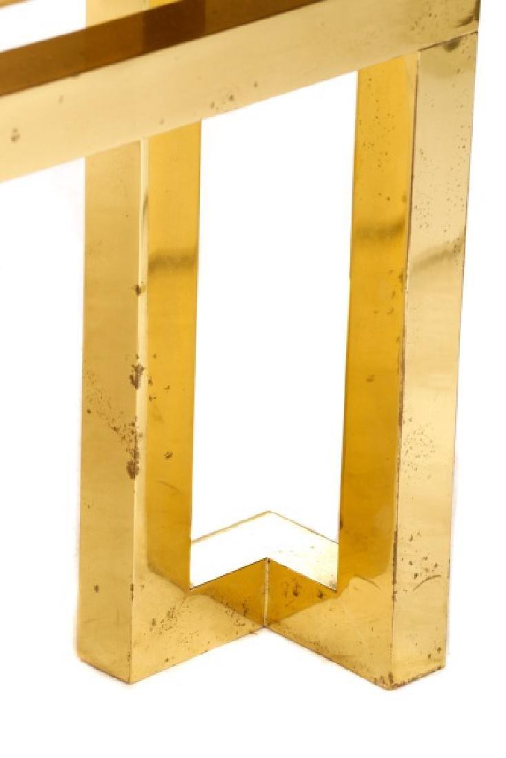 Aldo Tura Attribution Laminated Coffee Table - 4