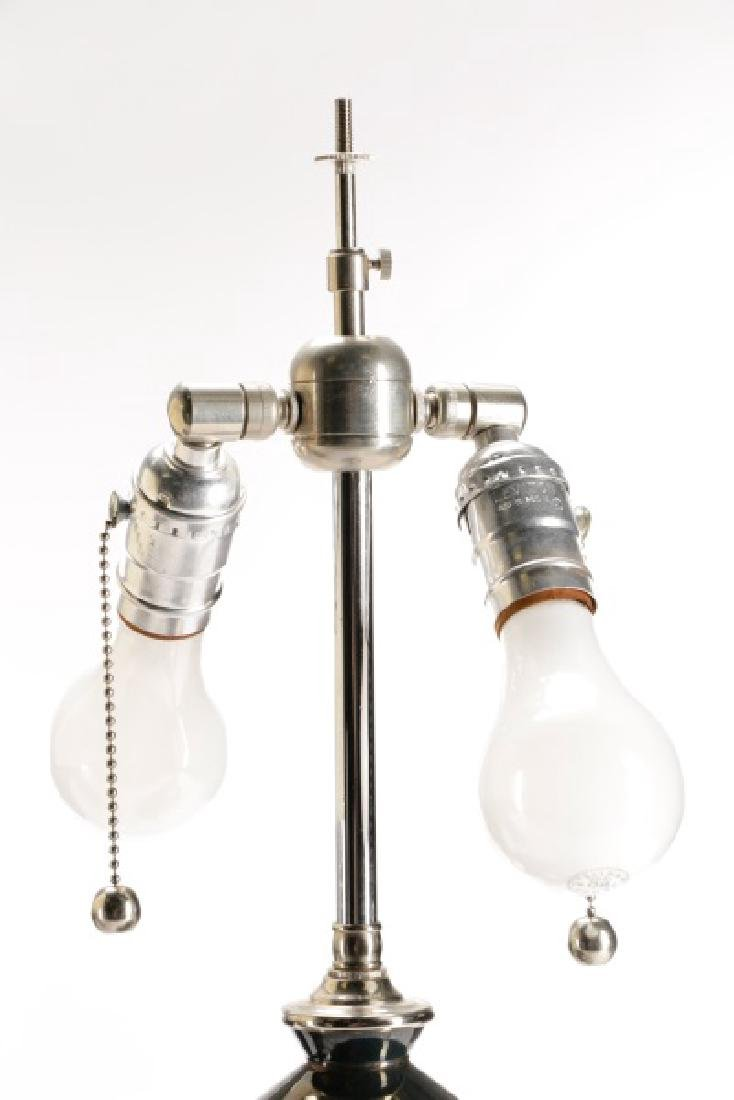 Pair, Christopher Spitzmiller Three Ball Lamps - 5