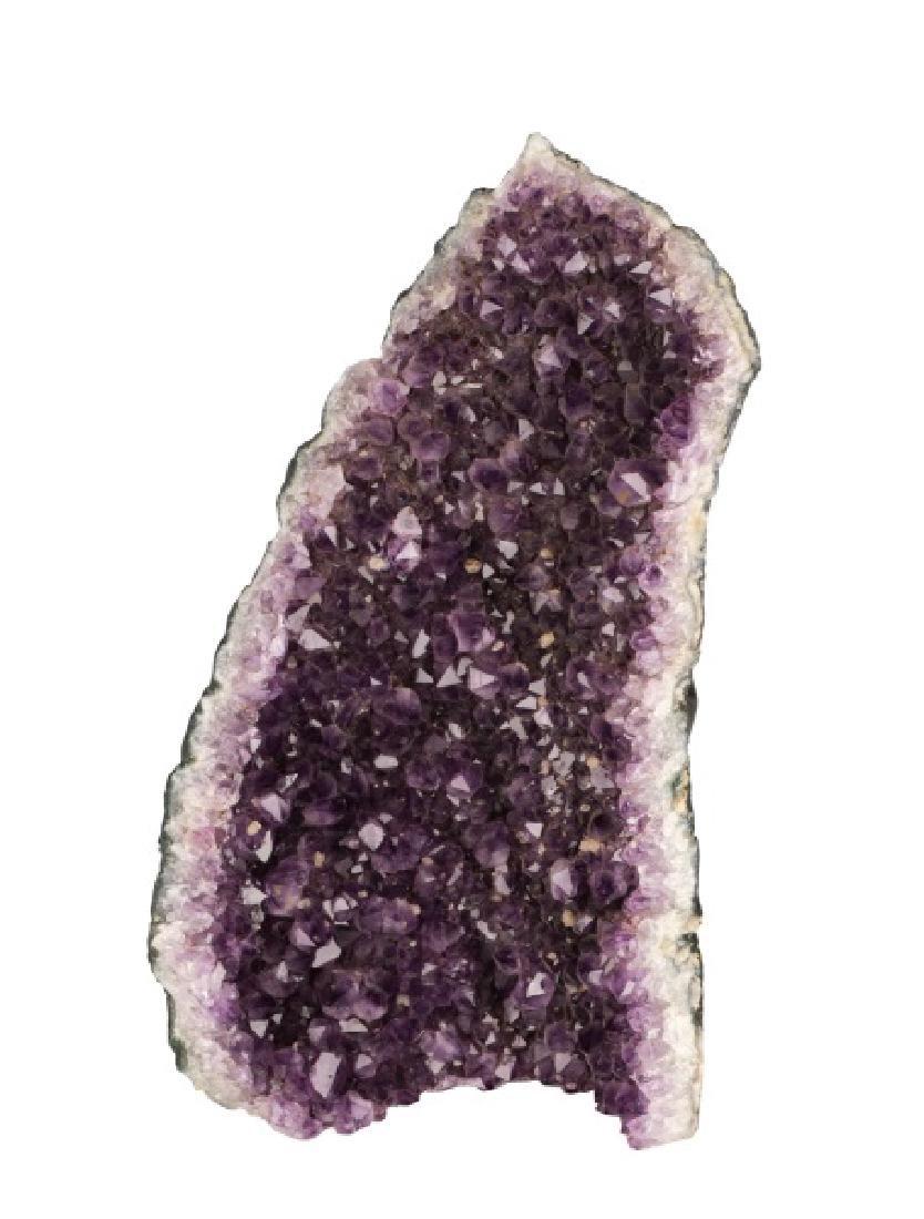 Large Amethyst Mineral Specimen
