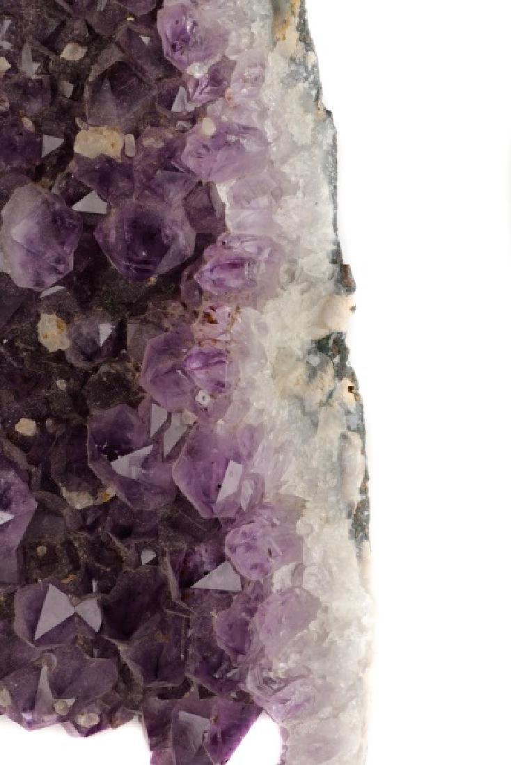 Large Amethyst Mineral Specimen - 2