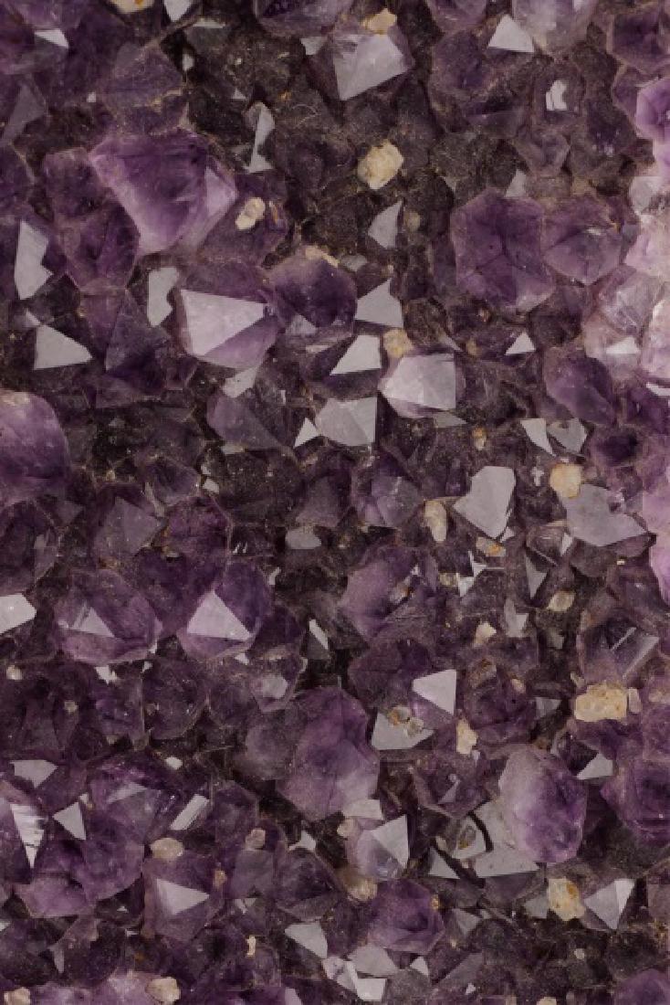 Large Amethyst Mineral Specimen - 4
