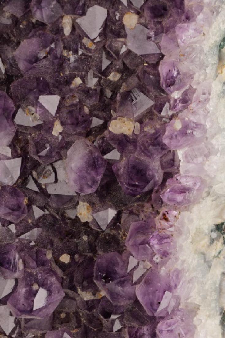 Large Amethyst Mineral Specimen - 5