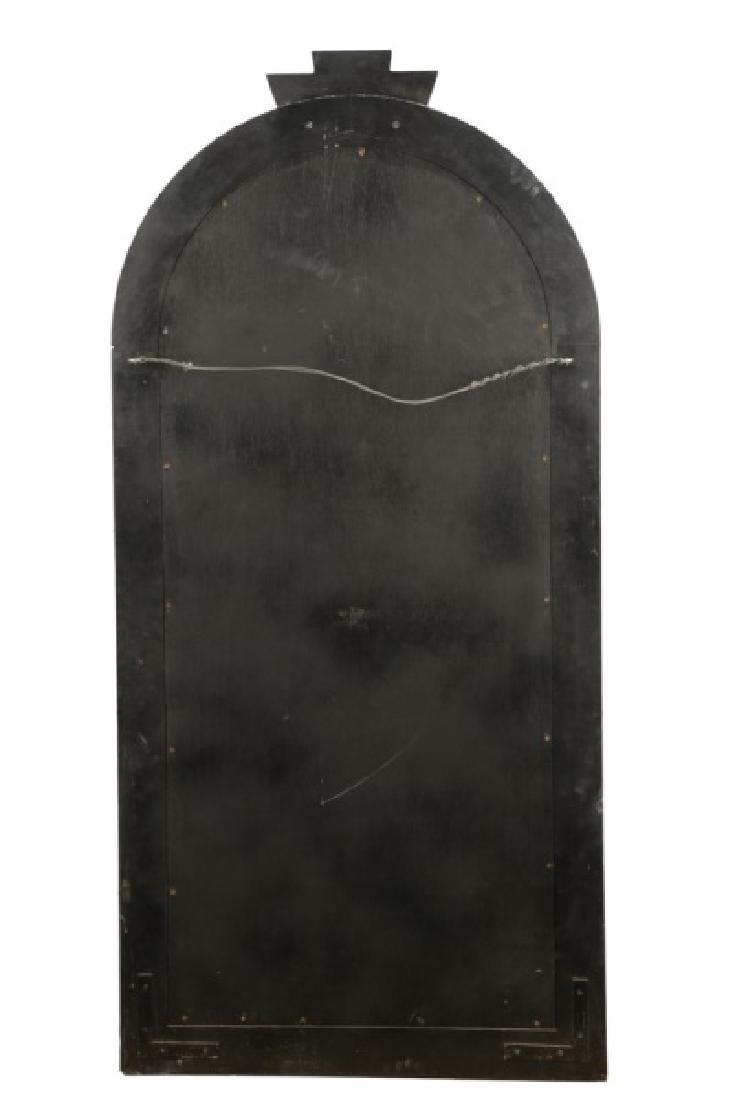 Dome-Top Art Deco Mirror Attr. to Karl Springer - 5