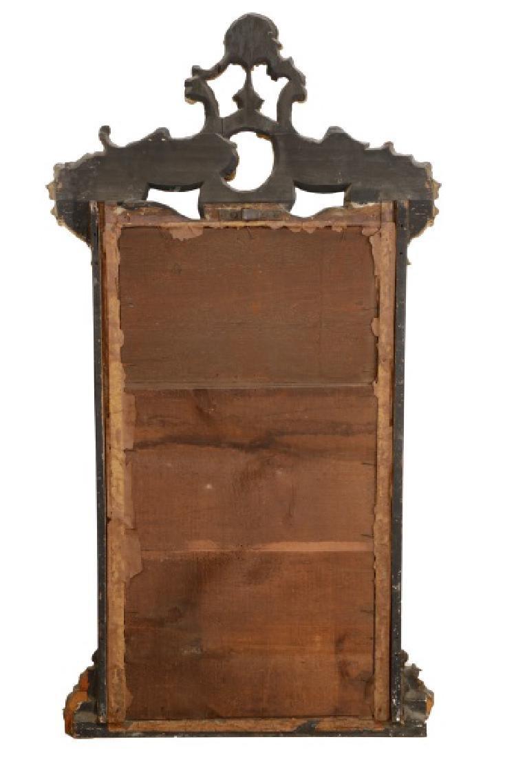 Rococo Revival Giltwood C-Scroll Mirror, 19th C - 6