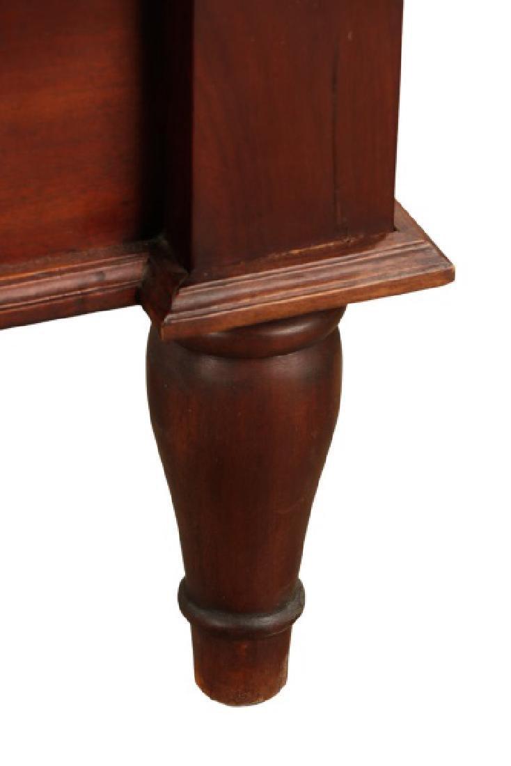 Mahogany Rococo Revival Style Tester Bed - 5