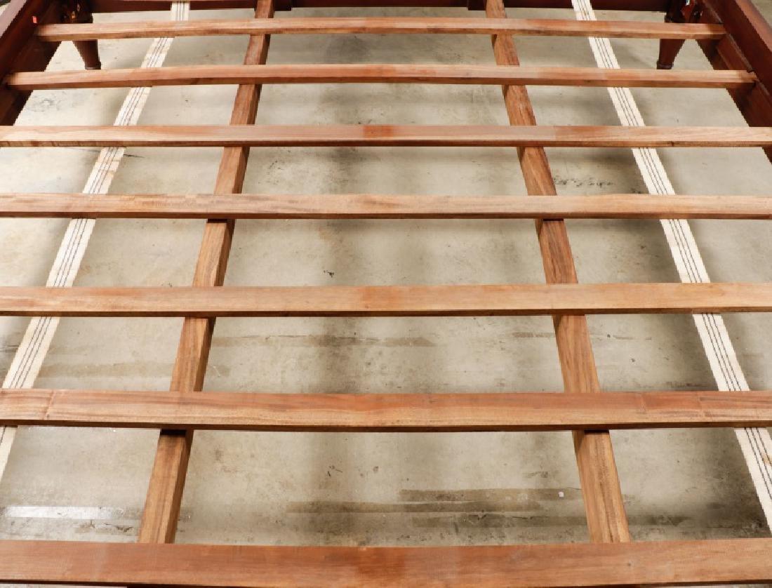 Mahogany Rococo Revival Style Tester Bed - 9