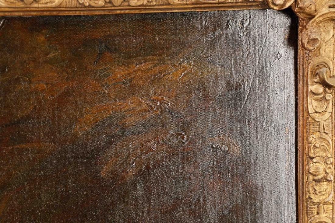 """Circle of John Hoppner, """"Portrait of a Lady"""", Oil - 10"""