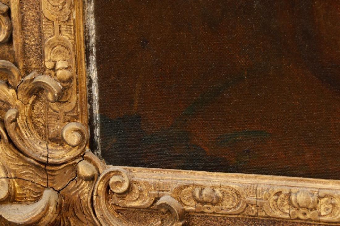 """Circle of John Hoppner, """"Portrait of a Lady"""", Oil - 5"""