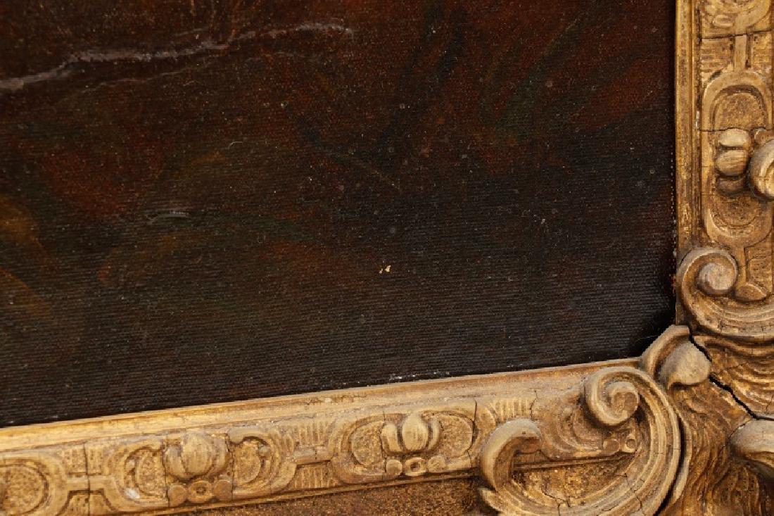 """Circle of John Hoppner, """"Portrait of a Lady"""", Oil - 6"""