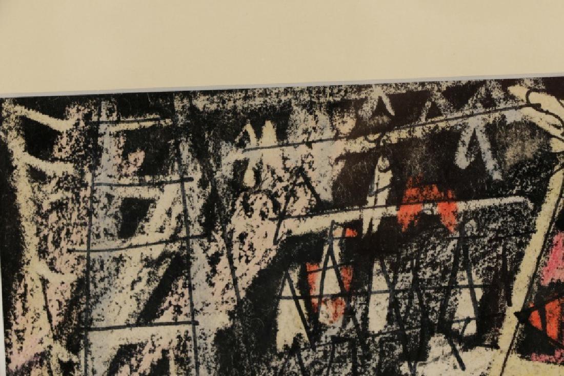 """Benjamin Shute, """"Clown Head"""", Mixed Media - 5"""