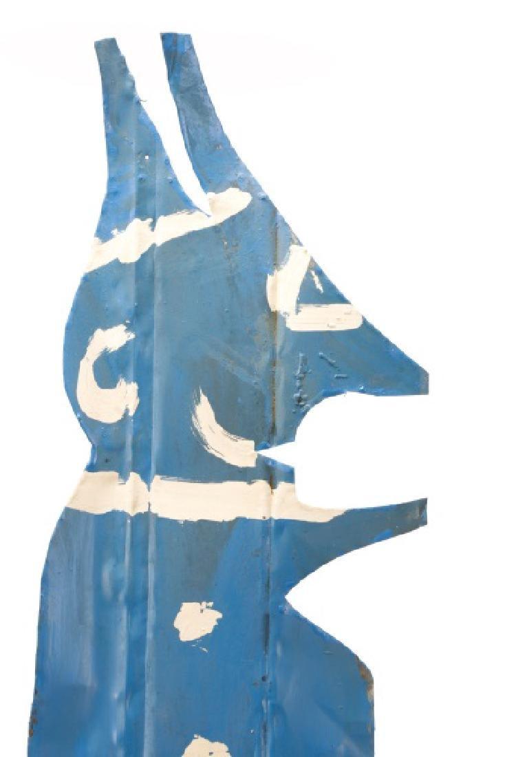 R.A. Miller, Large Outsider Folk Art Sculpture - 2