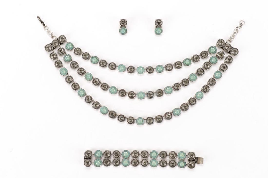 Jean-Louis Blin Paris Three Piece Jewelry Set