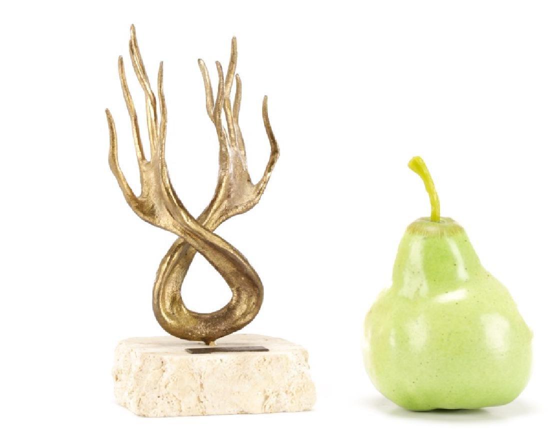 """Emanuele Scarnicci, """"Le Mani"""", Sculpture - 10"""
