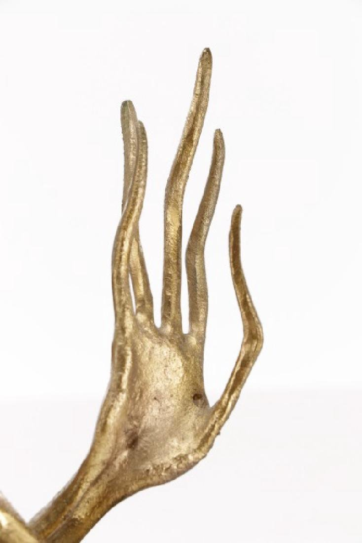 """Emanuele Scarnicci, """"Le Mani"""", Sculpture - 2"""