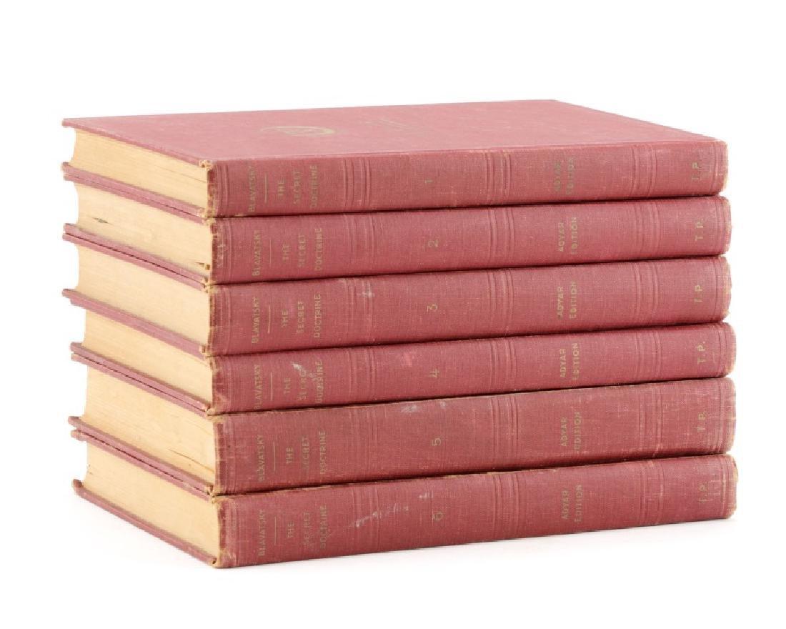 "Blavatsky, ""The Secret Doctrine""-1938, 4th Edition"