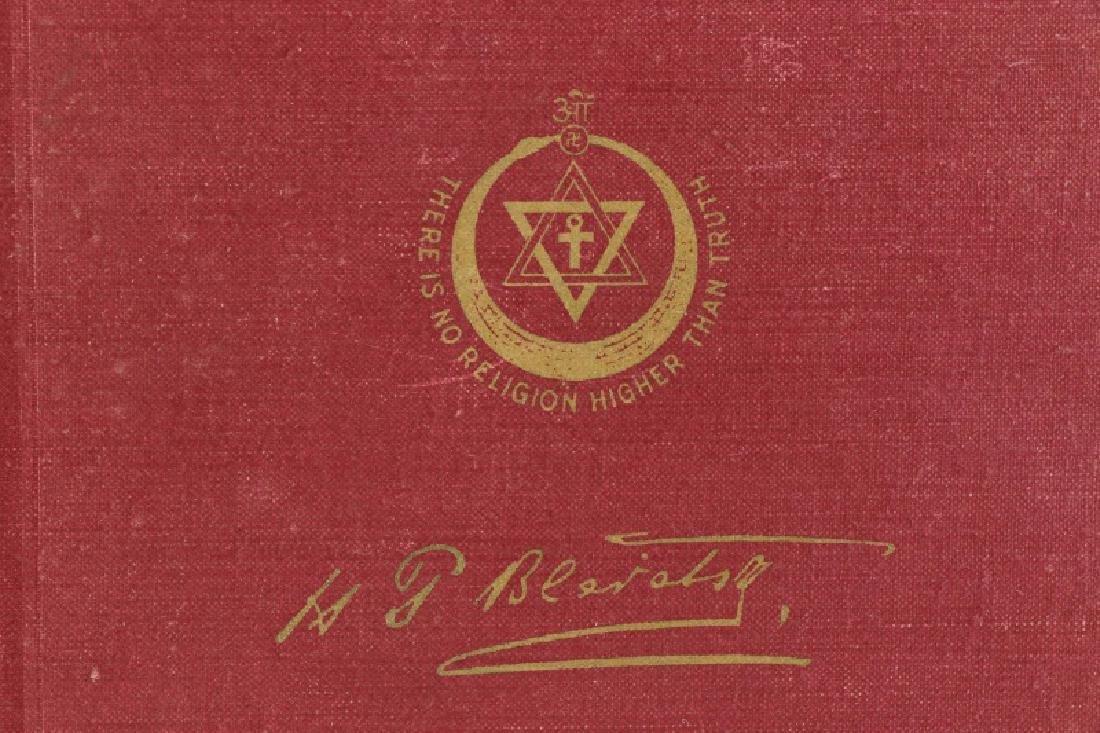 "Blavatsky, ""The Secret Doctrine""-1938, 4th Edition - 3"