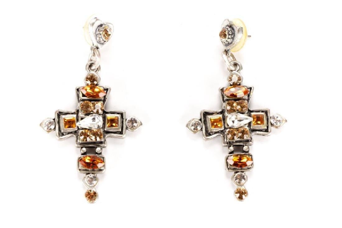 Rodrigo Otazu Bracelet, Necklace & Earrings - 2
