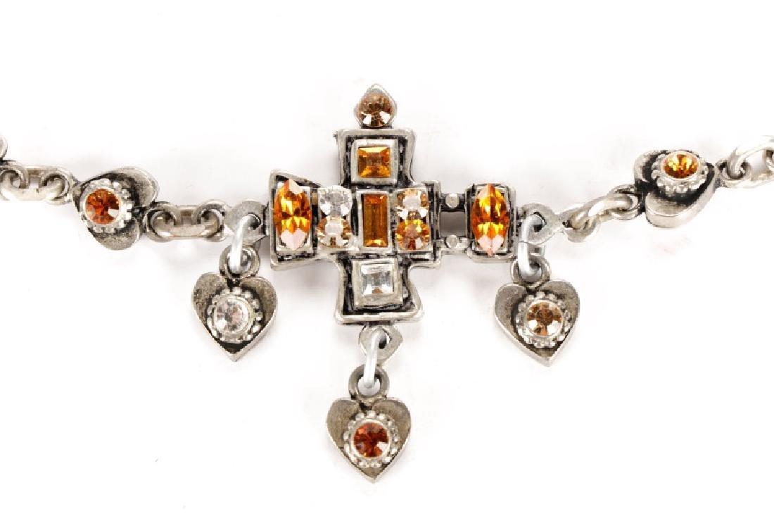 Rodrigo Otazu Bracelet, Necklace & Earrings - 3